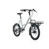 """Kalkhoff Durban Compact  kaupunkipyörä 20"""" , harmaa/hopea"""